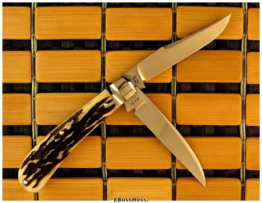 Tony Bose Stag Wharncliffe Trapper