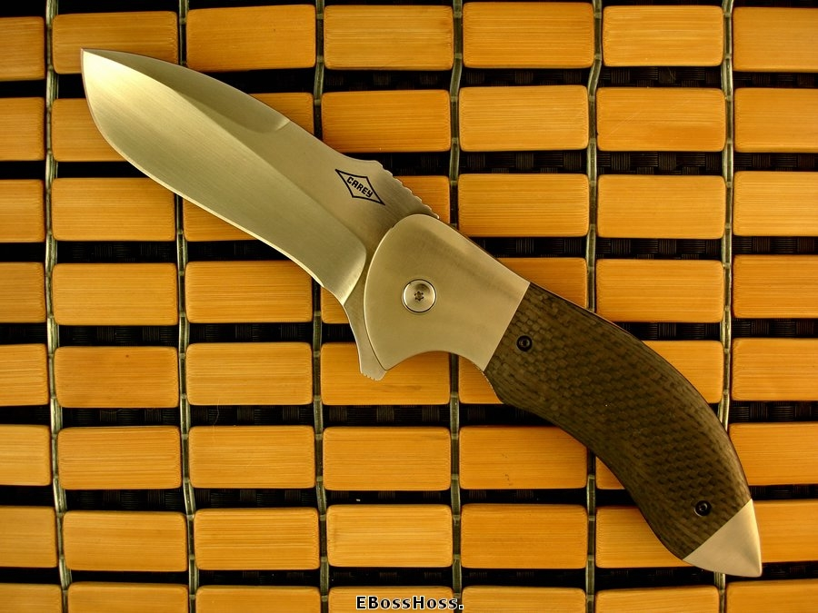 Peter Carey Deluxe Rubicon Extreme Flipper