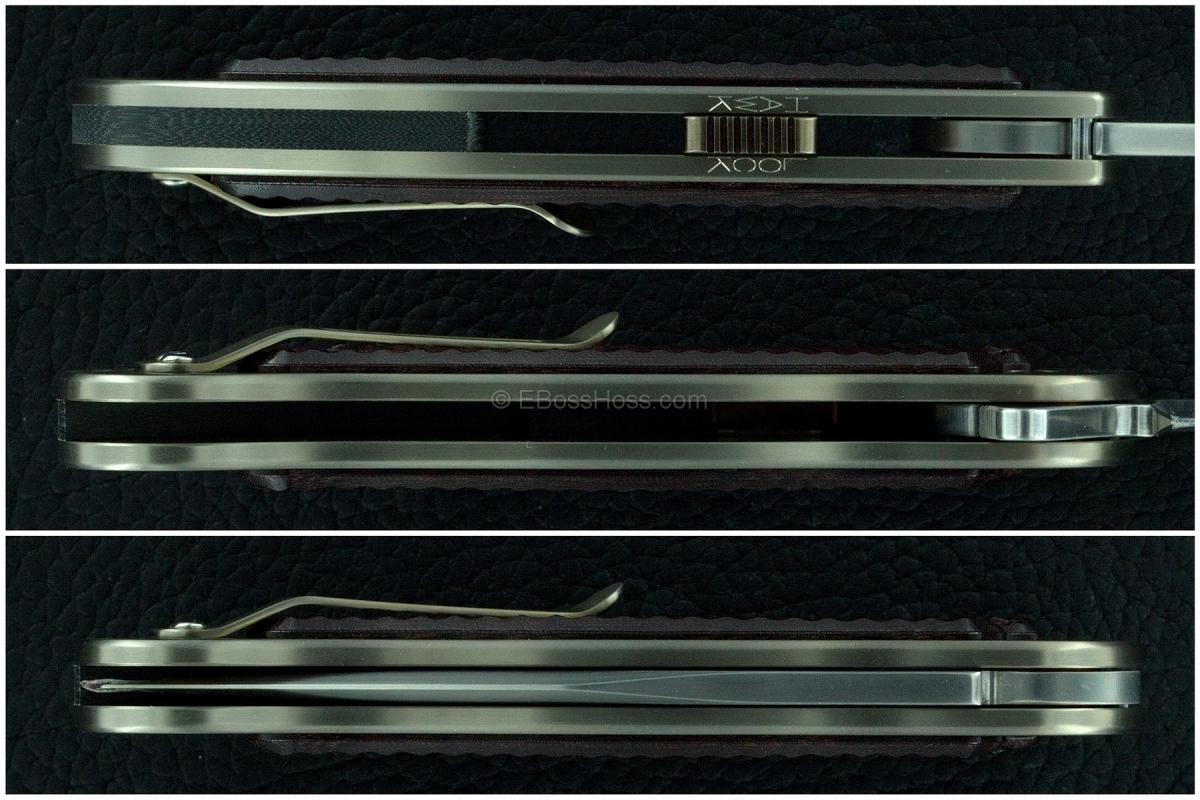 Phil Boguszewski Custom MP6 w/Hawk Lock Prototype