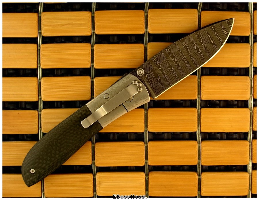 Kit Carson Dlx. Model 4 Bolsterlock