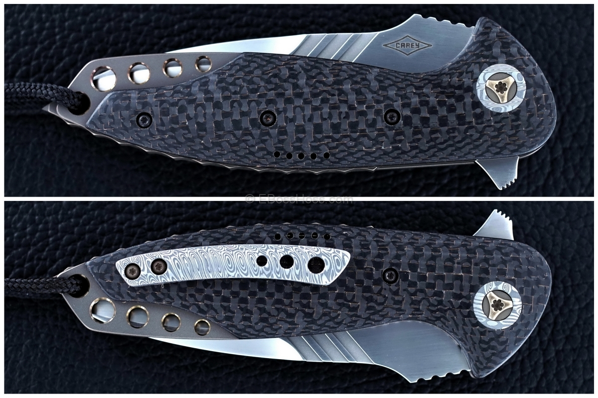 Peter Carey Deluxe Nitro Flipper