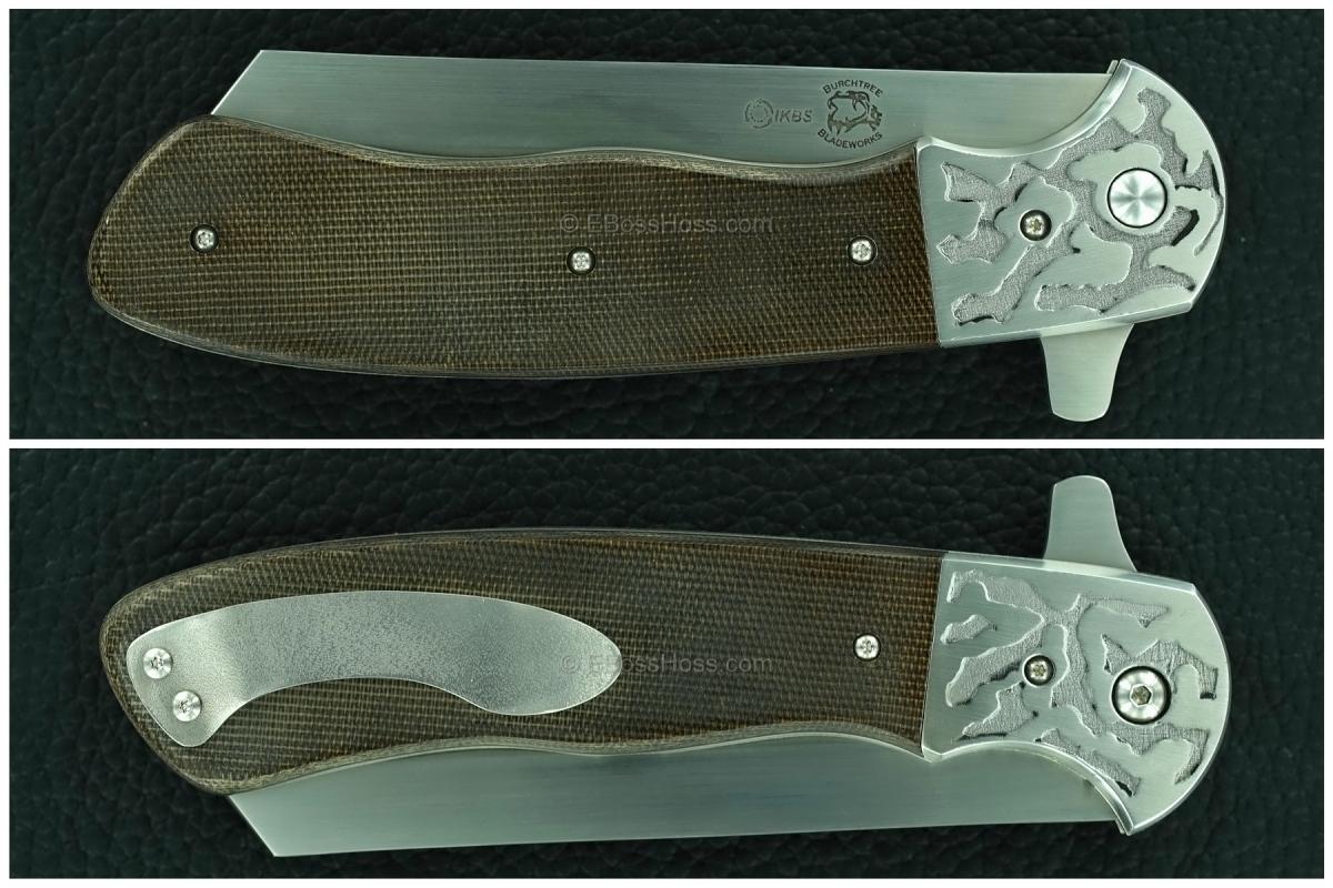 Michael Burch Custom XL Dao Flipper