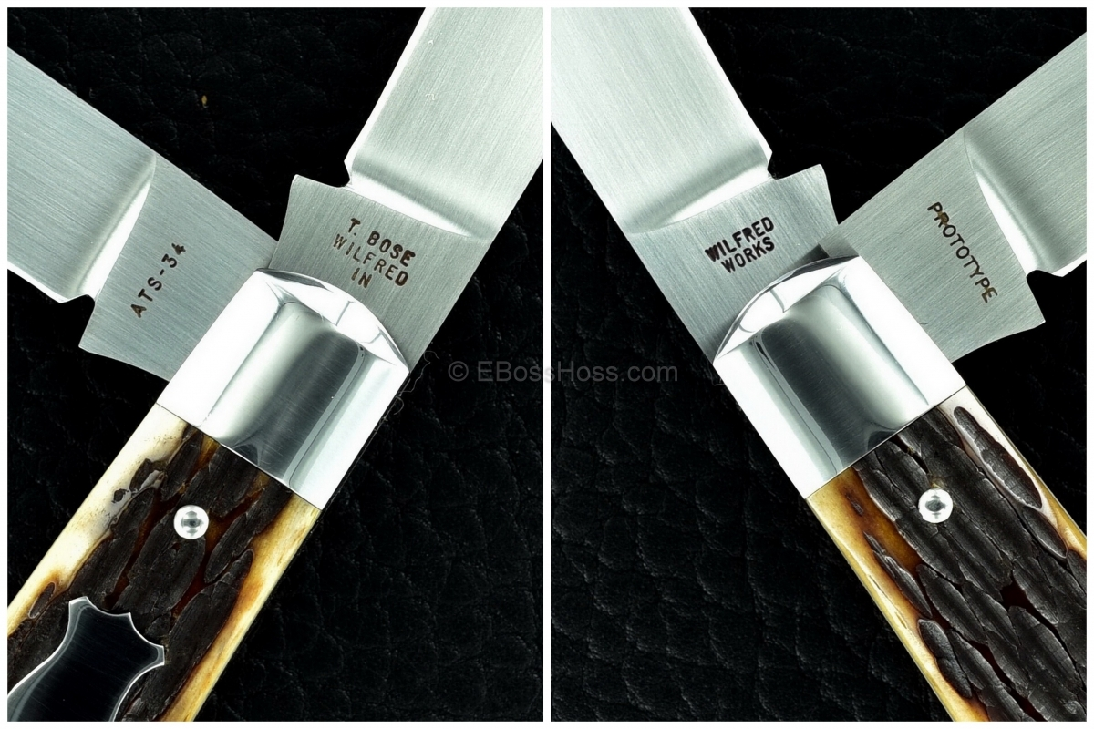 Tony Bose Custom 4-Line Trapper Prototype