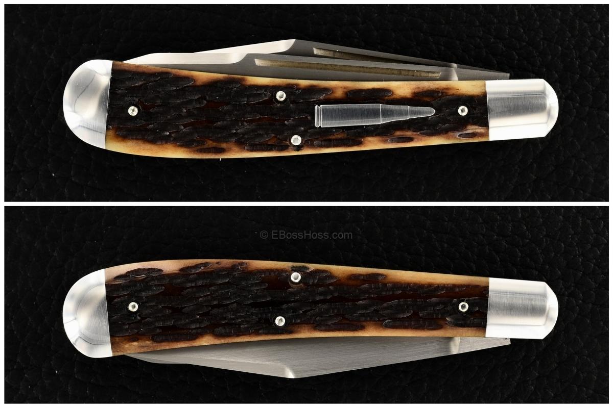 Reese Bose Custom Hunter Trader Trapper (HTT) Slip Joint