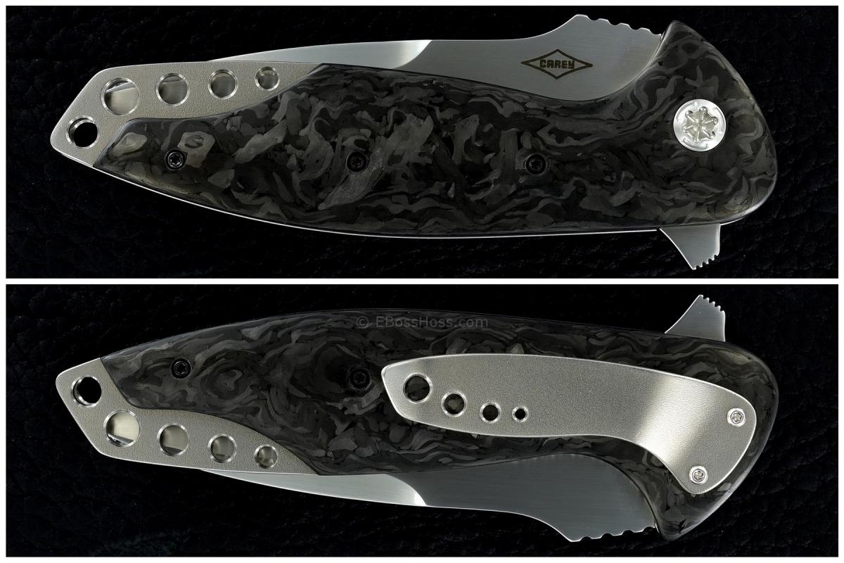 Peter Carey Custom Nitro Flipper