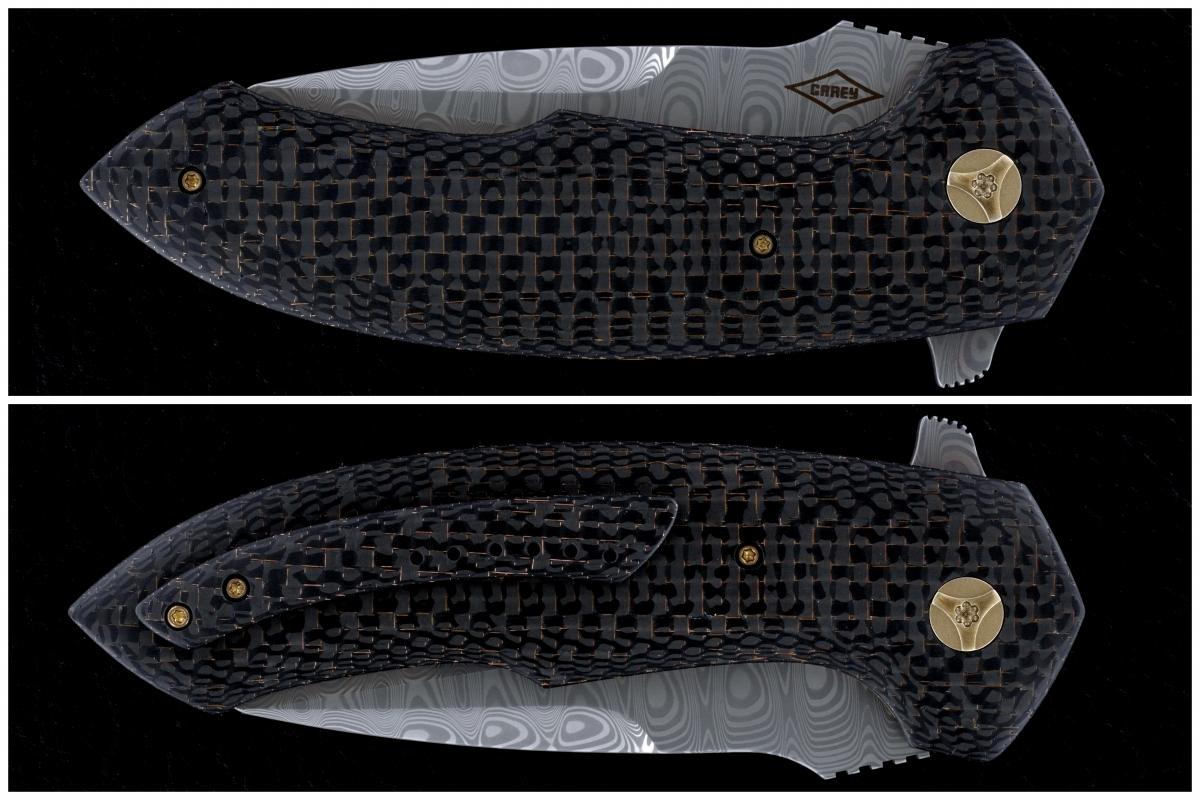 Peter Carey Custom Deluxe Tension Flipper