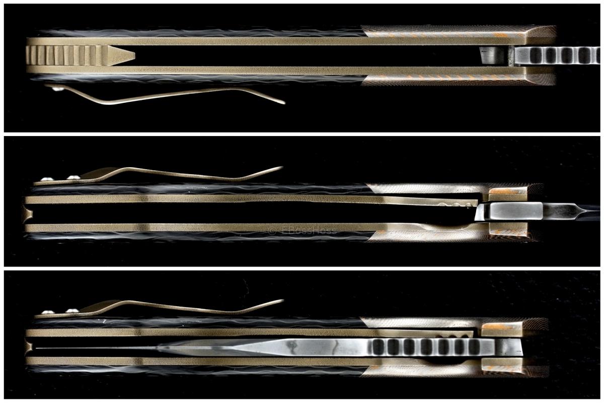 Michael Burch Custom Deluxe Tangent Variant Flipper