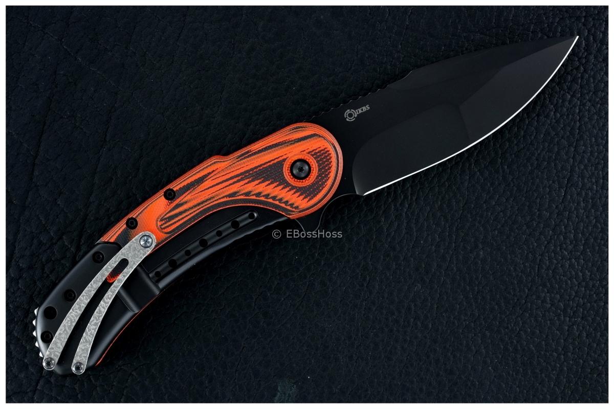 Todd Begg Knives Halloween Bodega Flipper