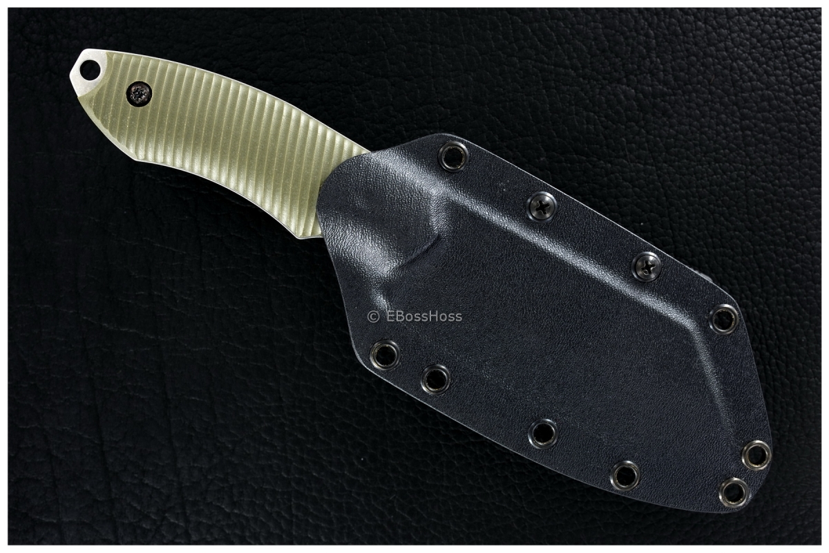 Burchtree Bladeworks Dao Fixed Blade Mid-Tech