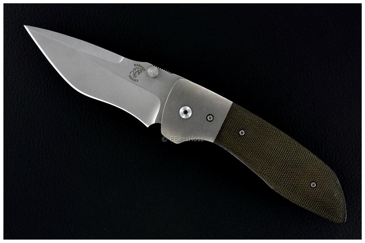 John Barker Custom Tosa