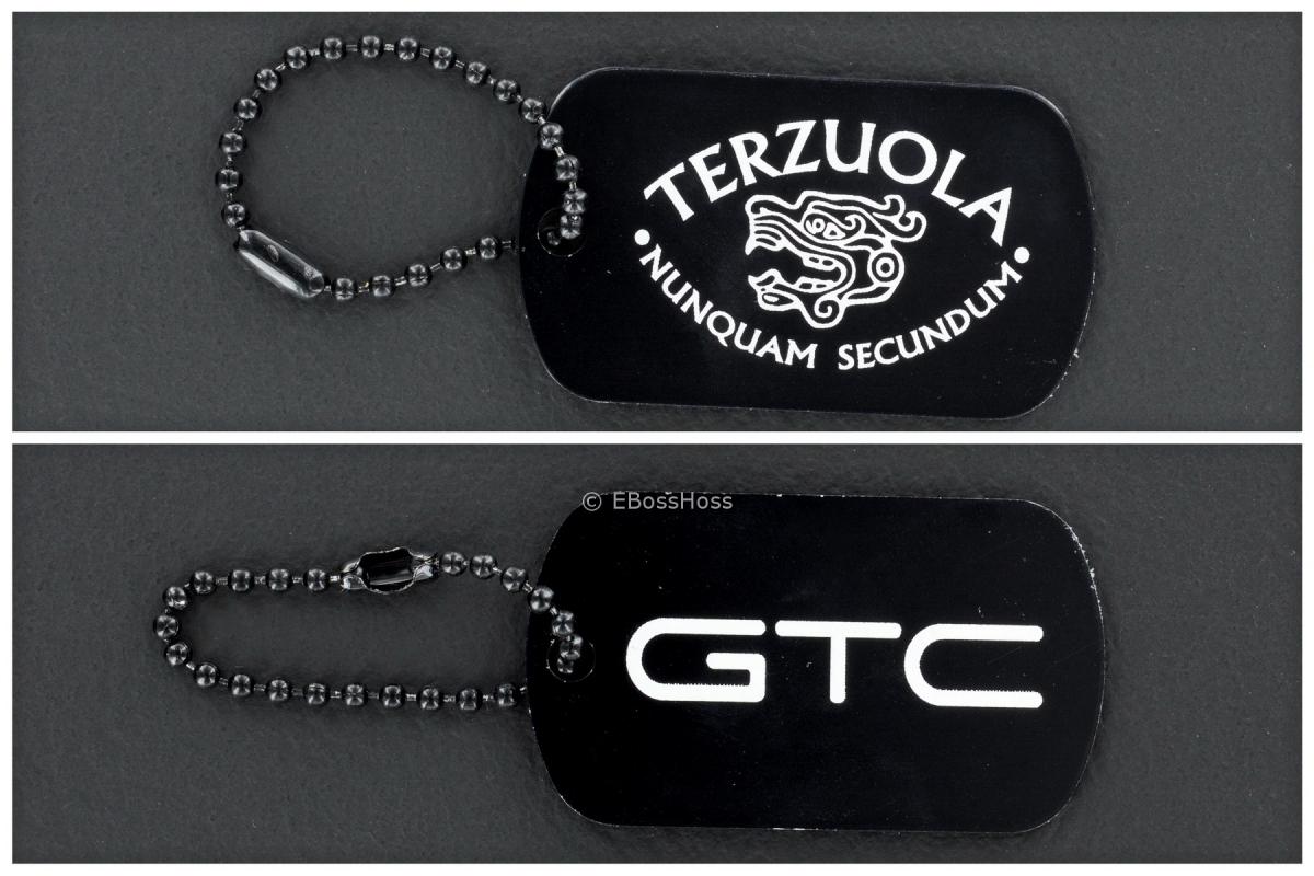 Bob Terzoula / Gustavo Cecchini Custom Deluxe ATCF Collaboration