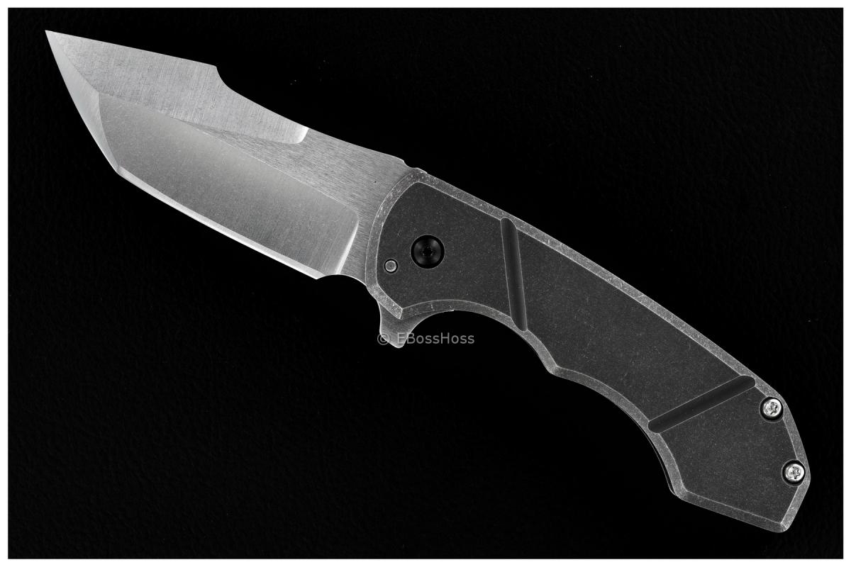 Jason Stout / Brad Blount Custom Collab Overload Flipper