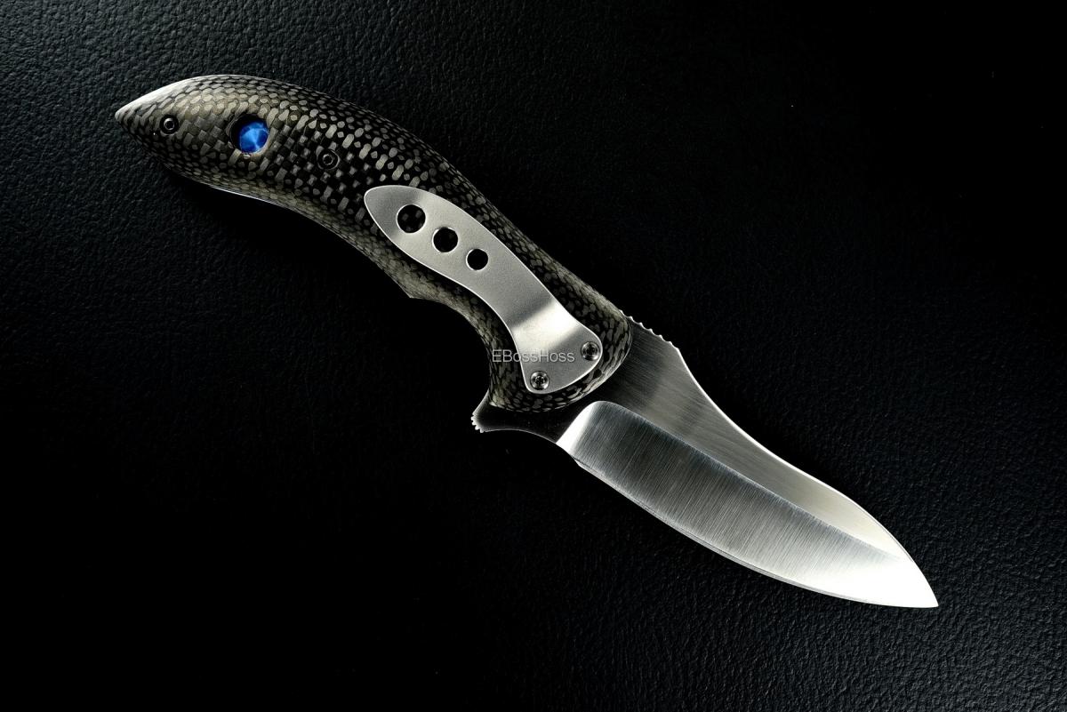 Peter Carey Custom Tremor Flipper