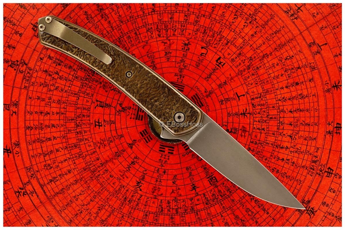 Jens Anso Custom Copper Millennium Flipper