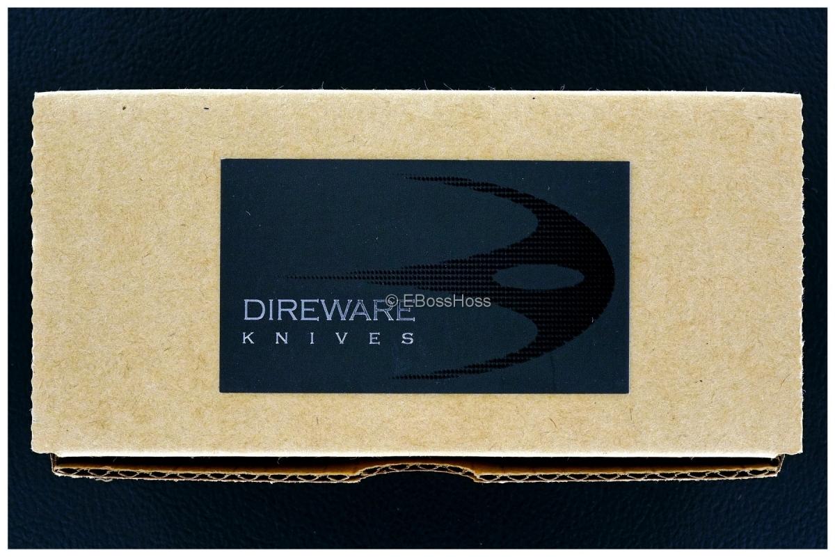 DIREWARE Custom Knives M8 Flipper