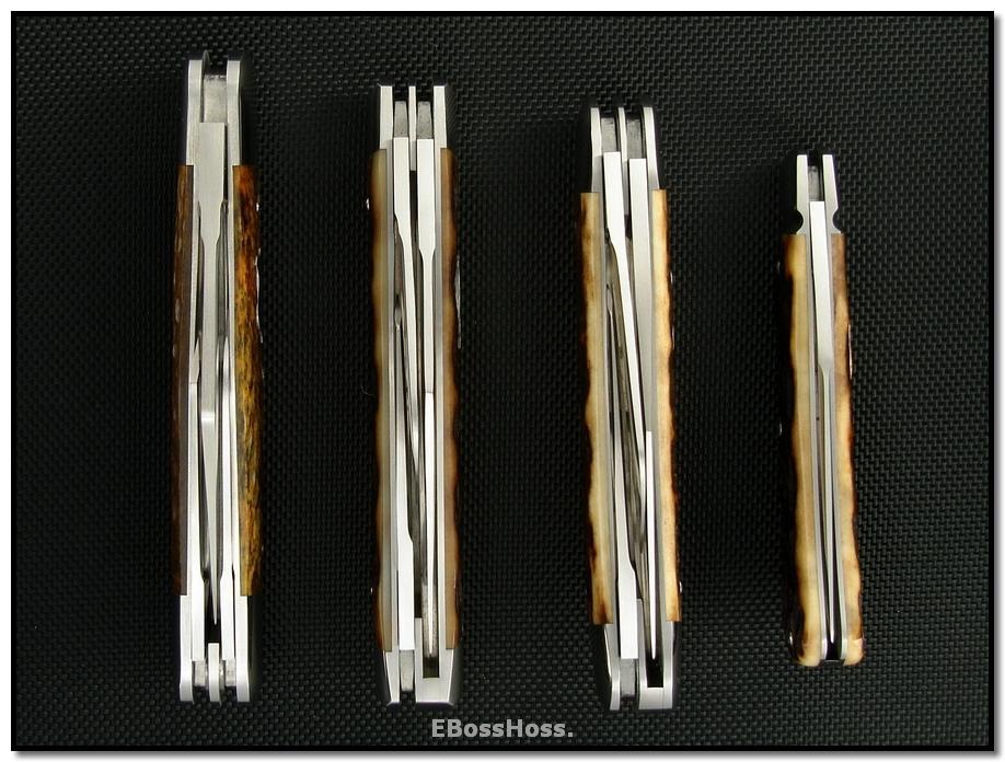 Tony Bose Slip Joint Sampler