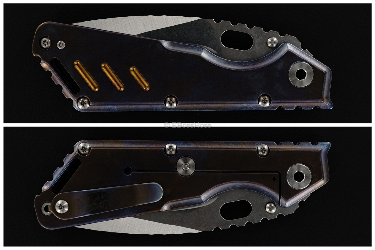 Mick Strider Custom (MSC) Nightmare Tanto Recurve XL