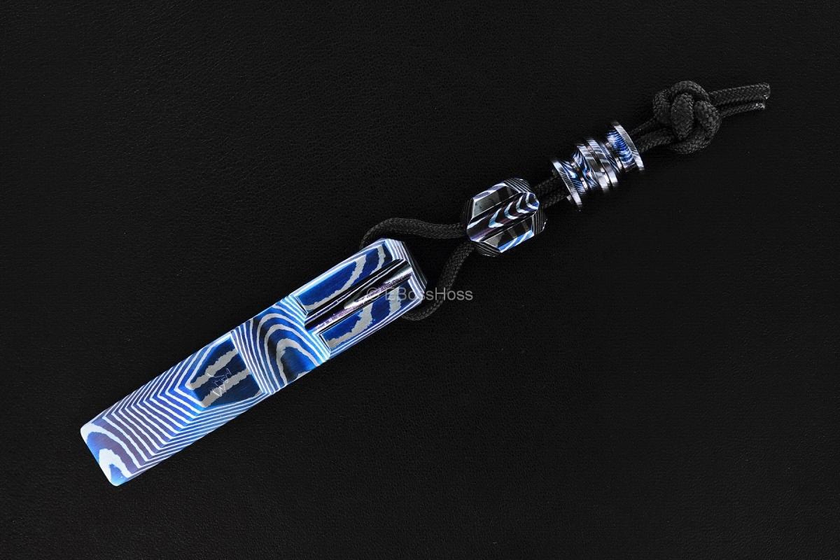 Brad Blount (JBB Knives) Mokuti Power Tool & JBB Mokuti Beads