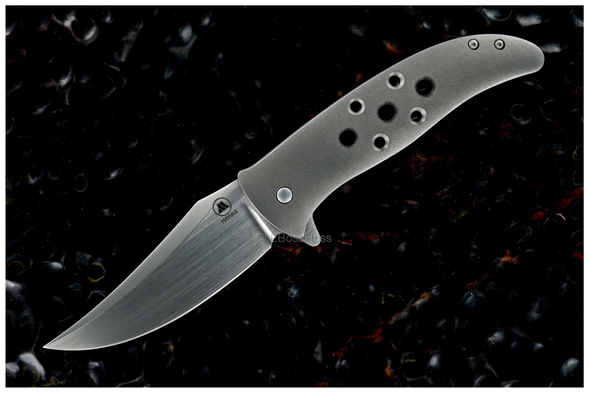 Tom Mayo Custom Persian Flipper