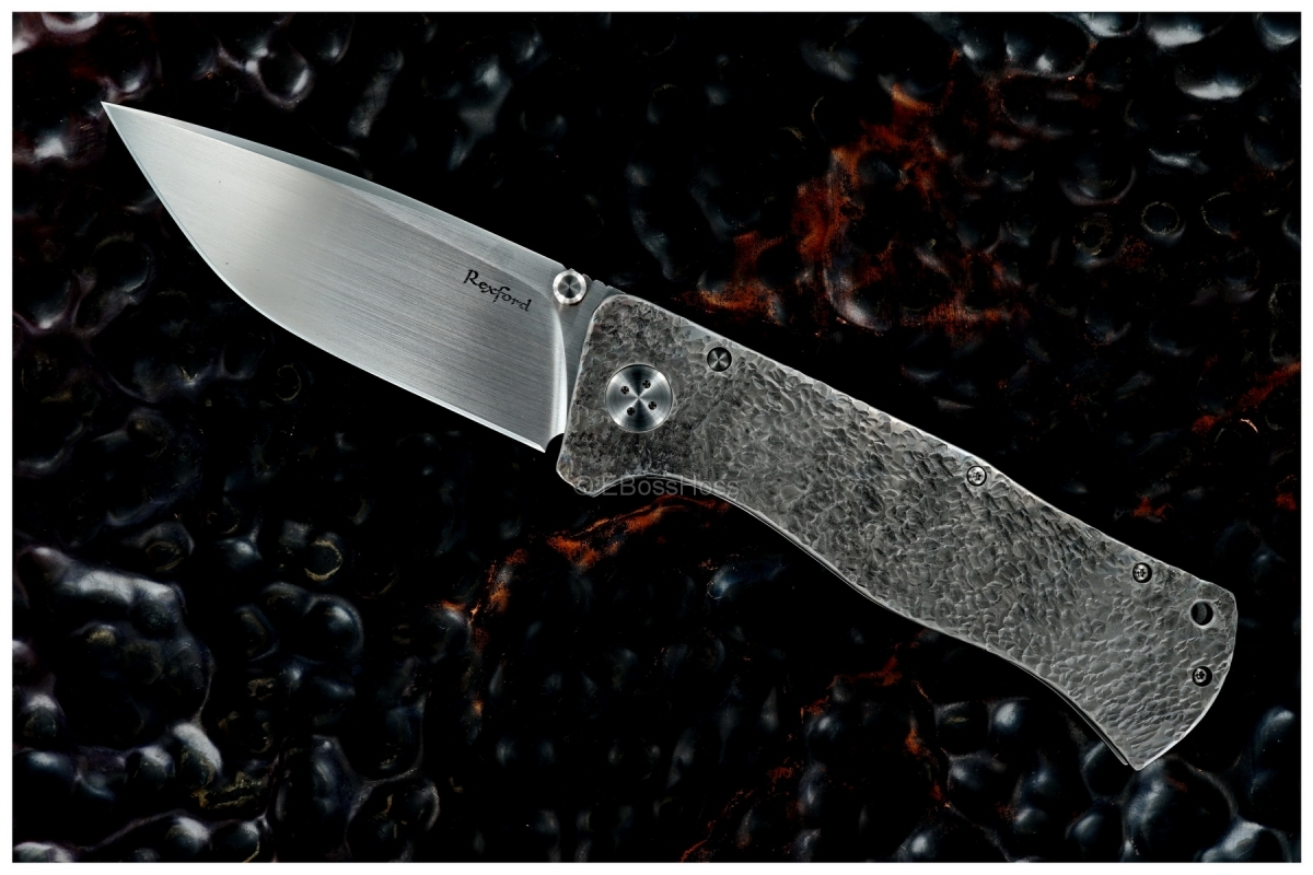 Todd Rexford Custom Hot-Hammered XL Epicenter