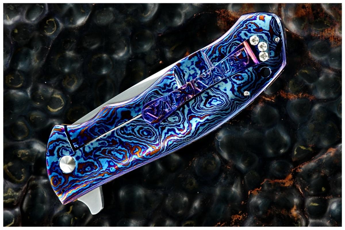 D.B. Fraley Custom Deluxe Torrent Flipper