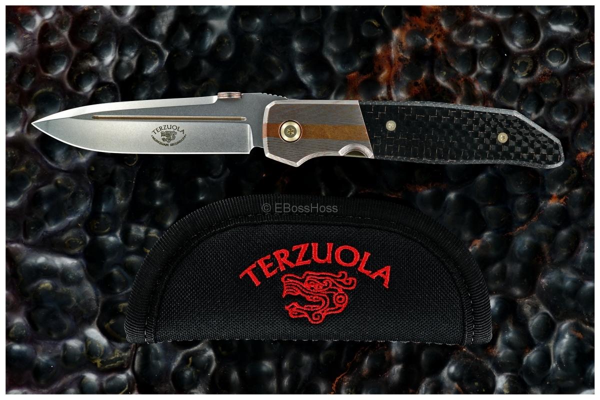 Bob Terzoula 1-Off Custom Deluxe Mid-sized Athena Flicker