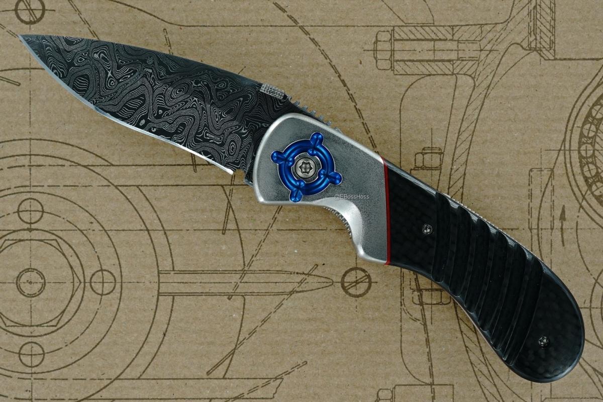 Sal Manaro Custom Deluxe Mini Bullseye