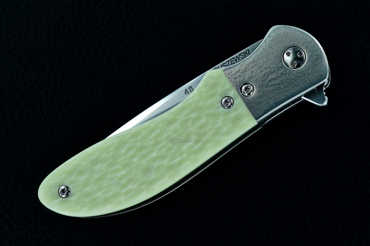 Phil Boguszewski Custom Bolstered Mini Cobra Flipper