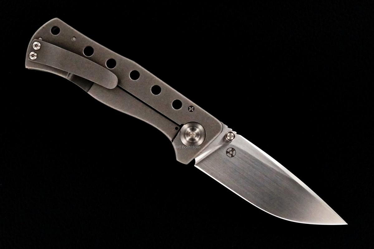 Todd Rexford Custom Mini Epicenter Flicker