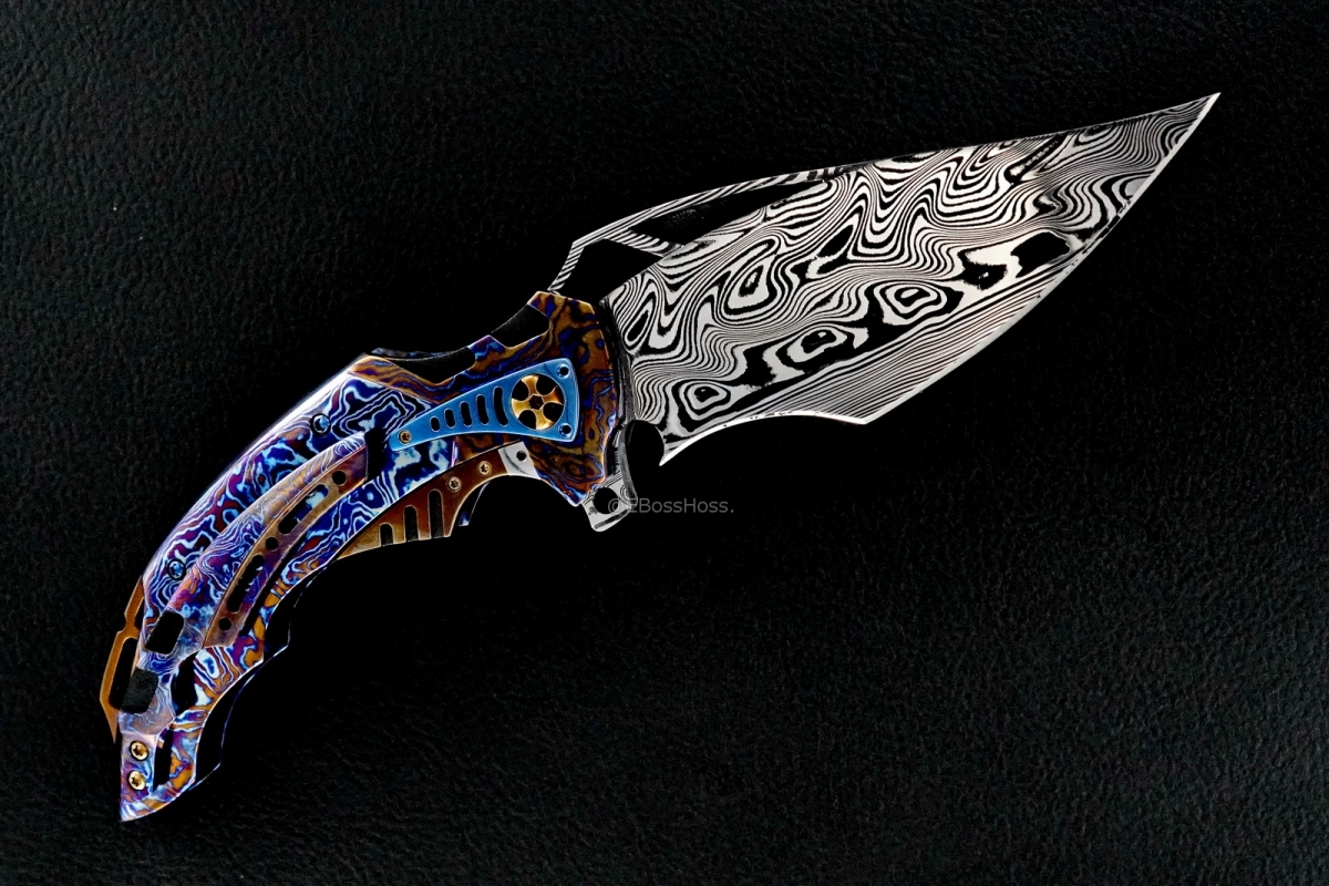 Ronald Best Custom Very Deluxe Phaze 2 Flipper