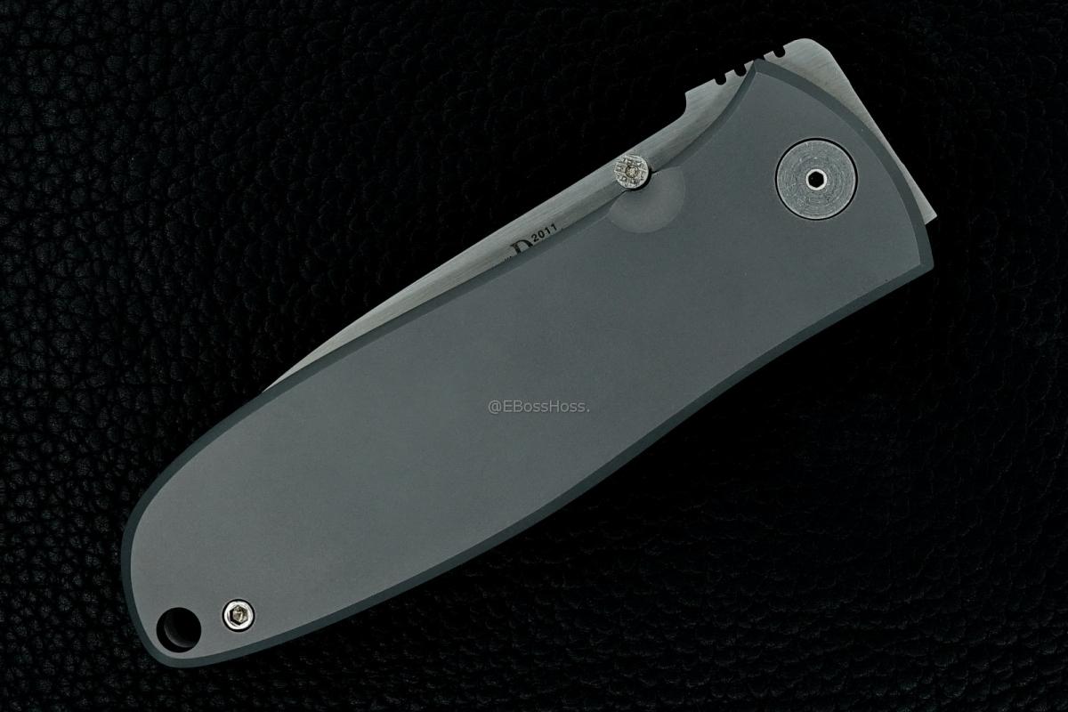 Bob Dozier Custom Large Folding Hunter (DK-LFH)