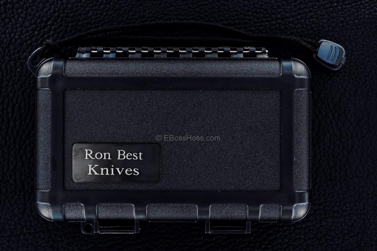 Ron Best Custom Very Deluxe Phaze 2 Flipper