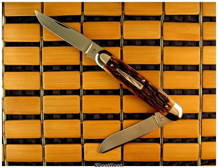 Tony Bose Big Bullet Muskrat - Remington Bone