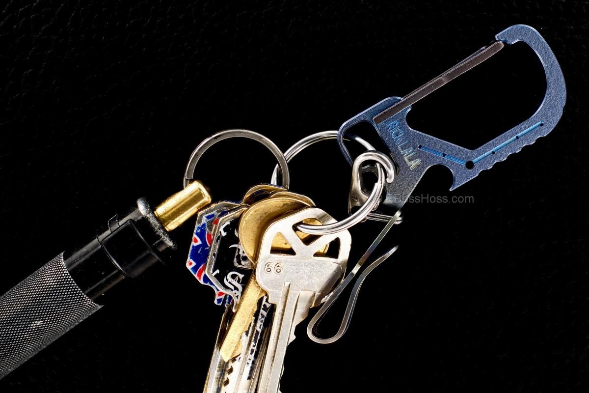 Rick Lala (Korth) Titanium Multi-Tool