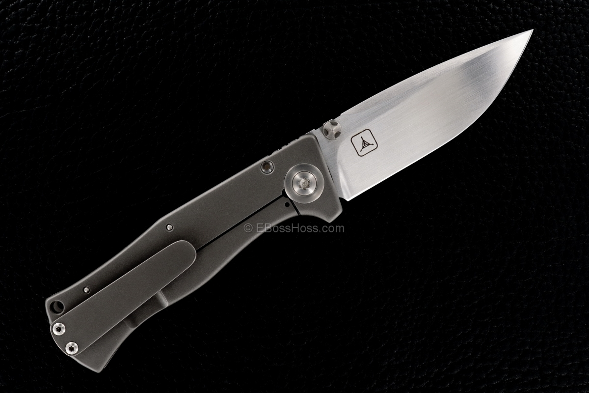 Todd Rexford TADGear Custom Mini Epicenter Flipper