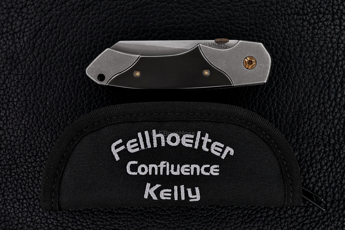 Brian Fellhoelter  / Steven Kelly Custom Confluence Bolsterlock Folder