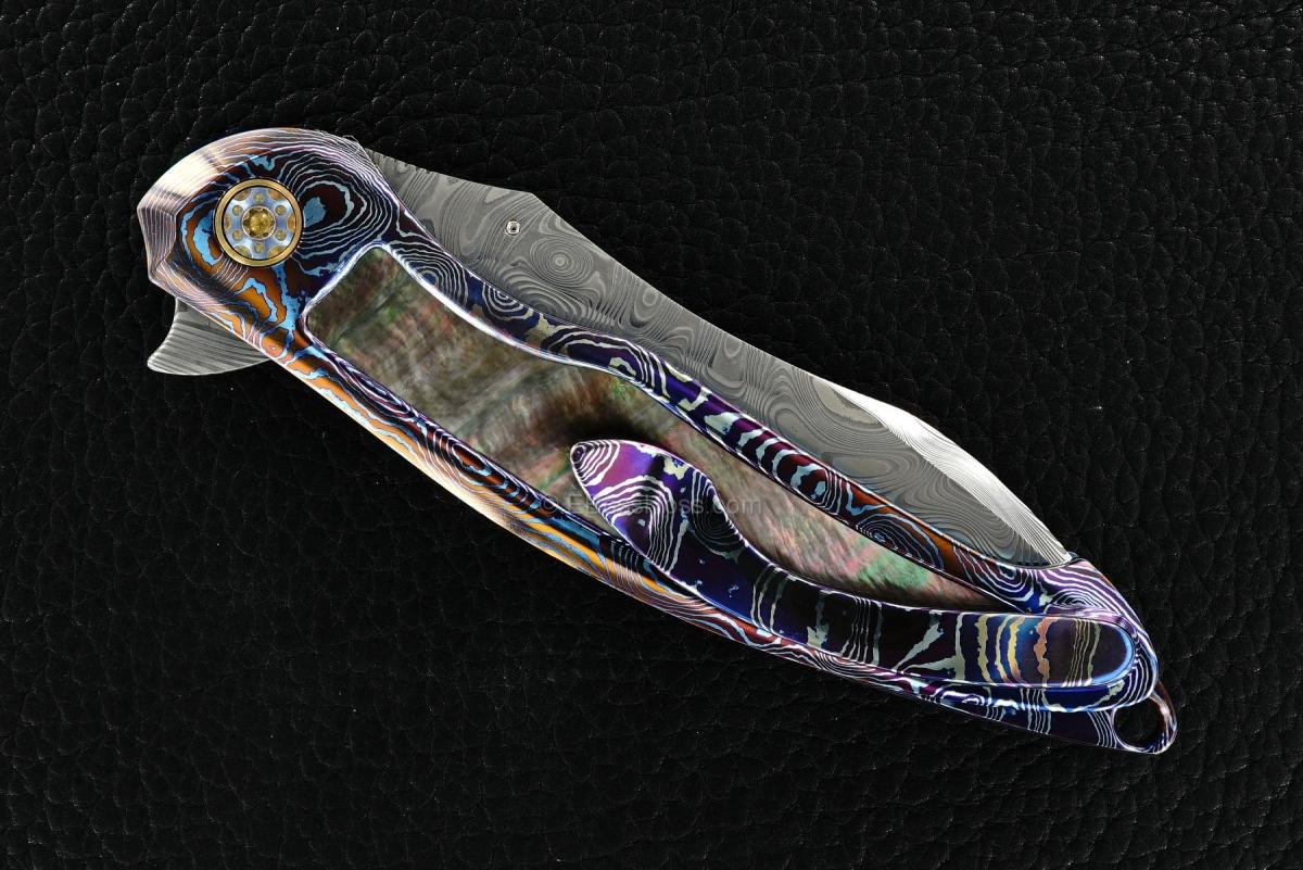 Peter Martin Custom Deluxe Nebula Flipper