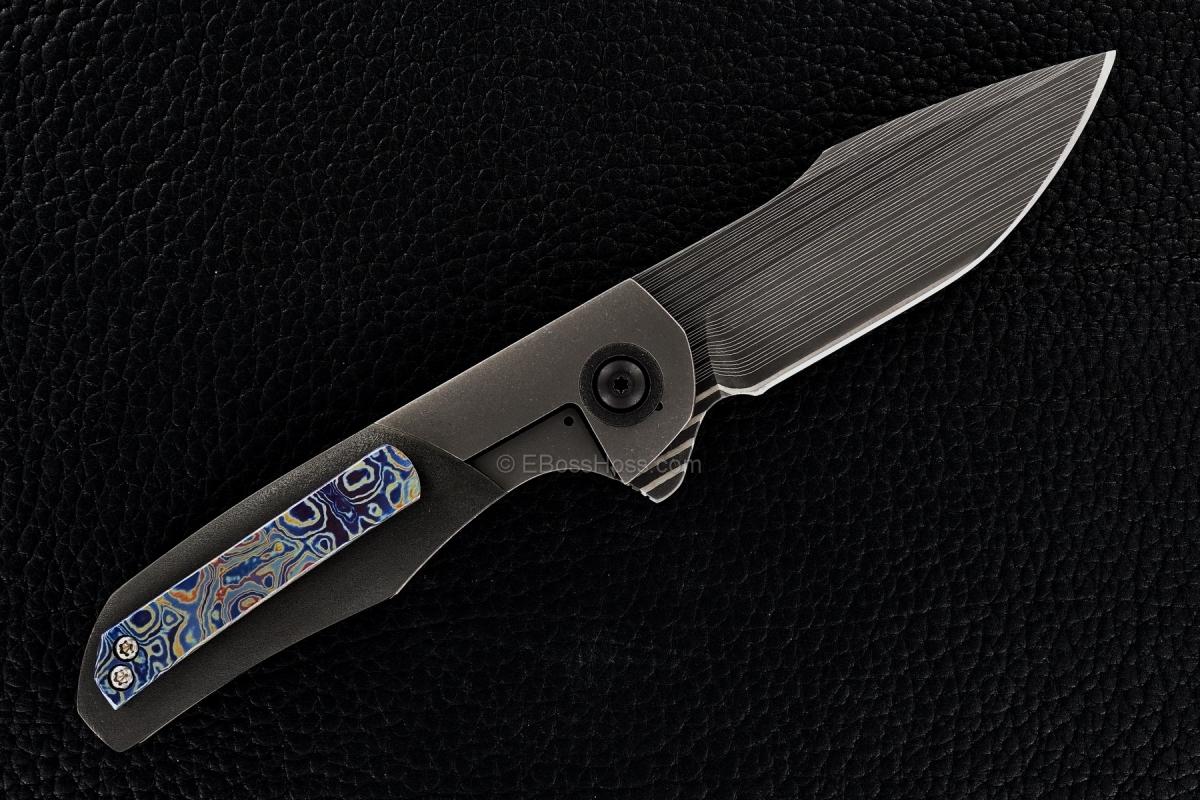Kody Eutsler Custom Deluxe Bolsterlock Equalizer Flipper