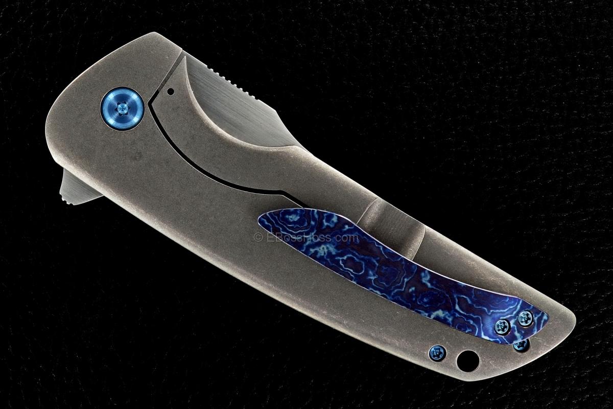 John Barker Custom Large Hokkaido Flipper