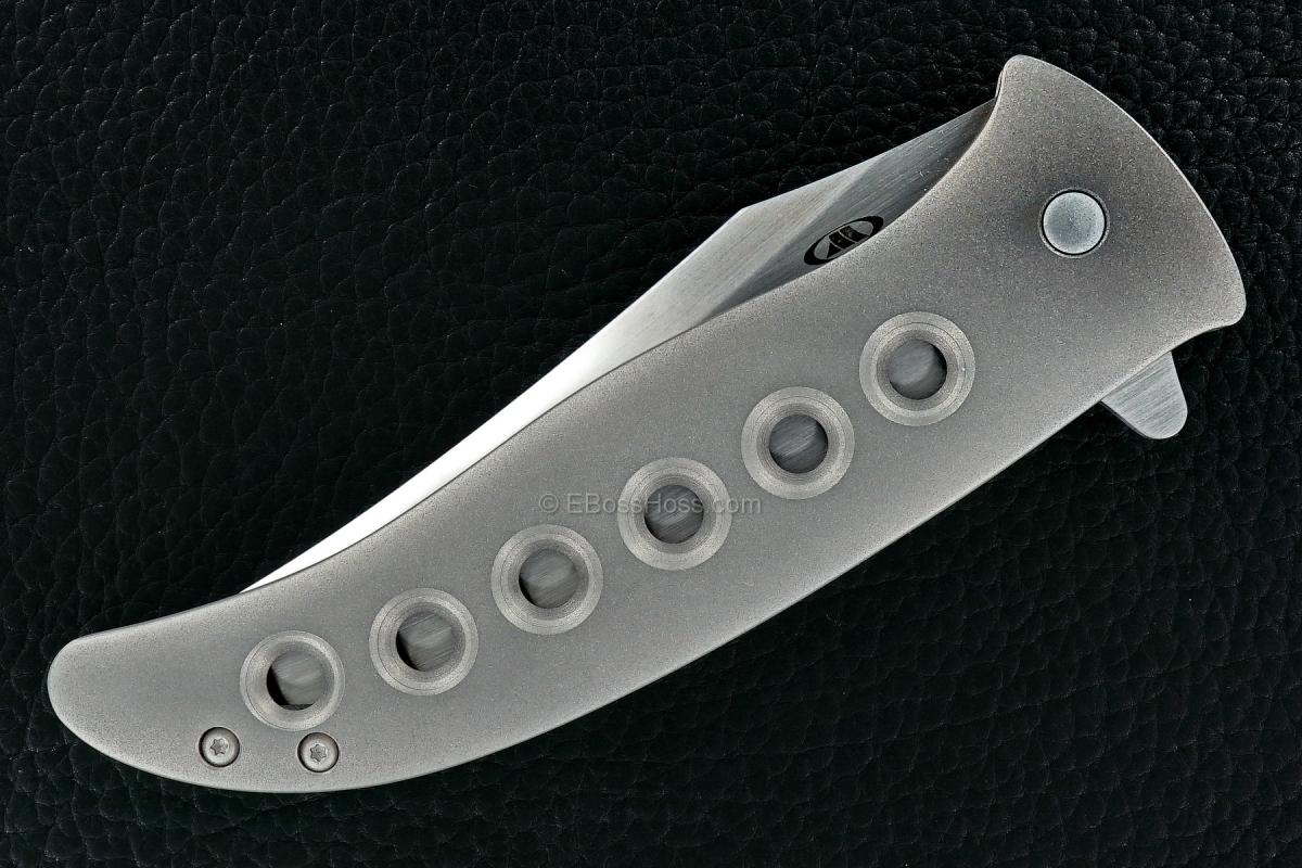 Tom Mayo Custom Persian Flipper
