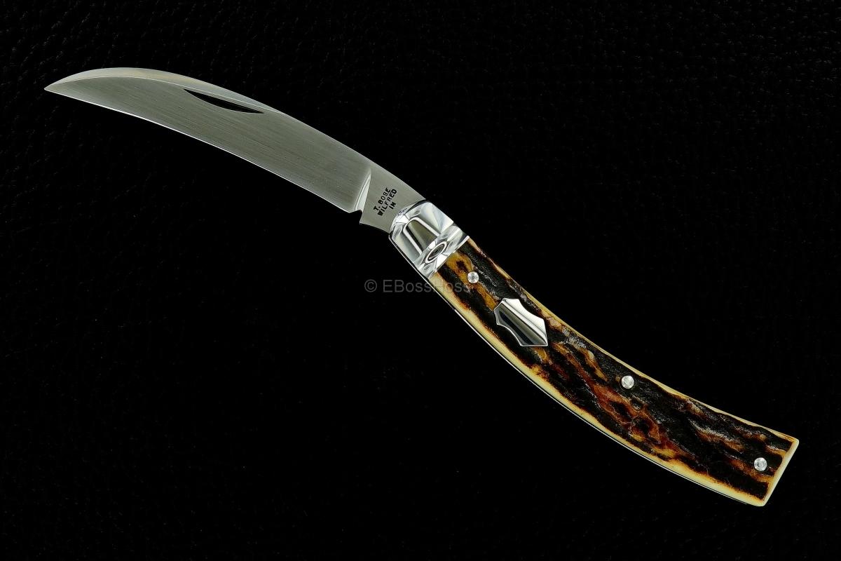 Tony Bose Custom 4-inch Gardener's Slip Joint
