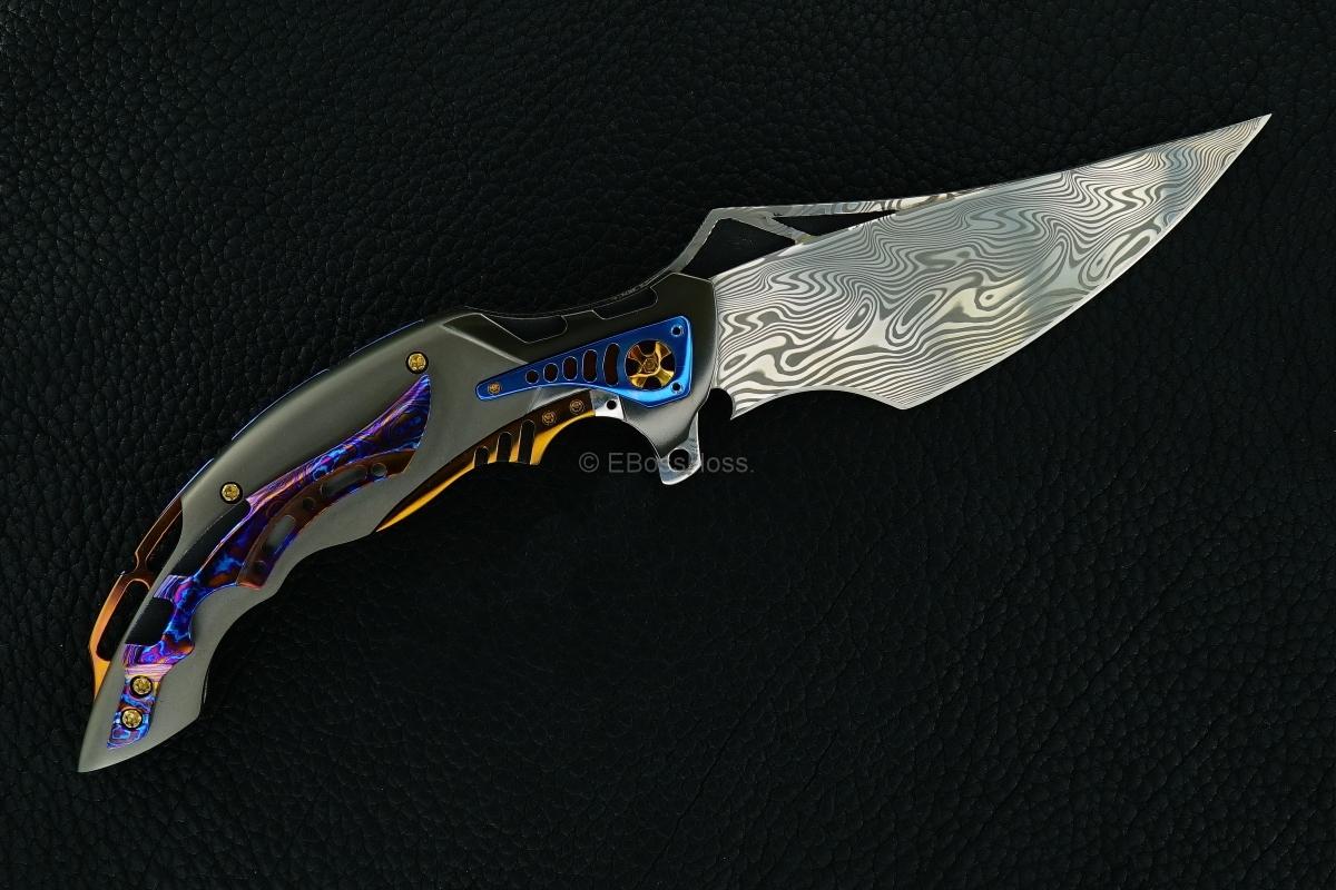 Ronald Best Custom Very Deluxe Phaze 3 Flipper