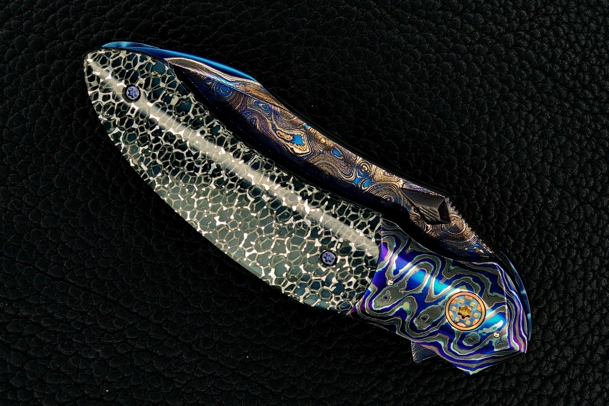Peter Martin Custom Very Deluxe QSB Flipper