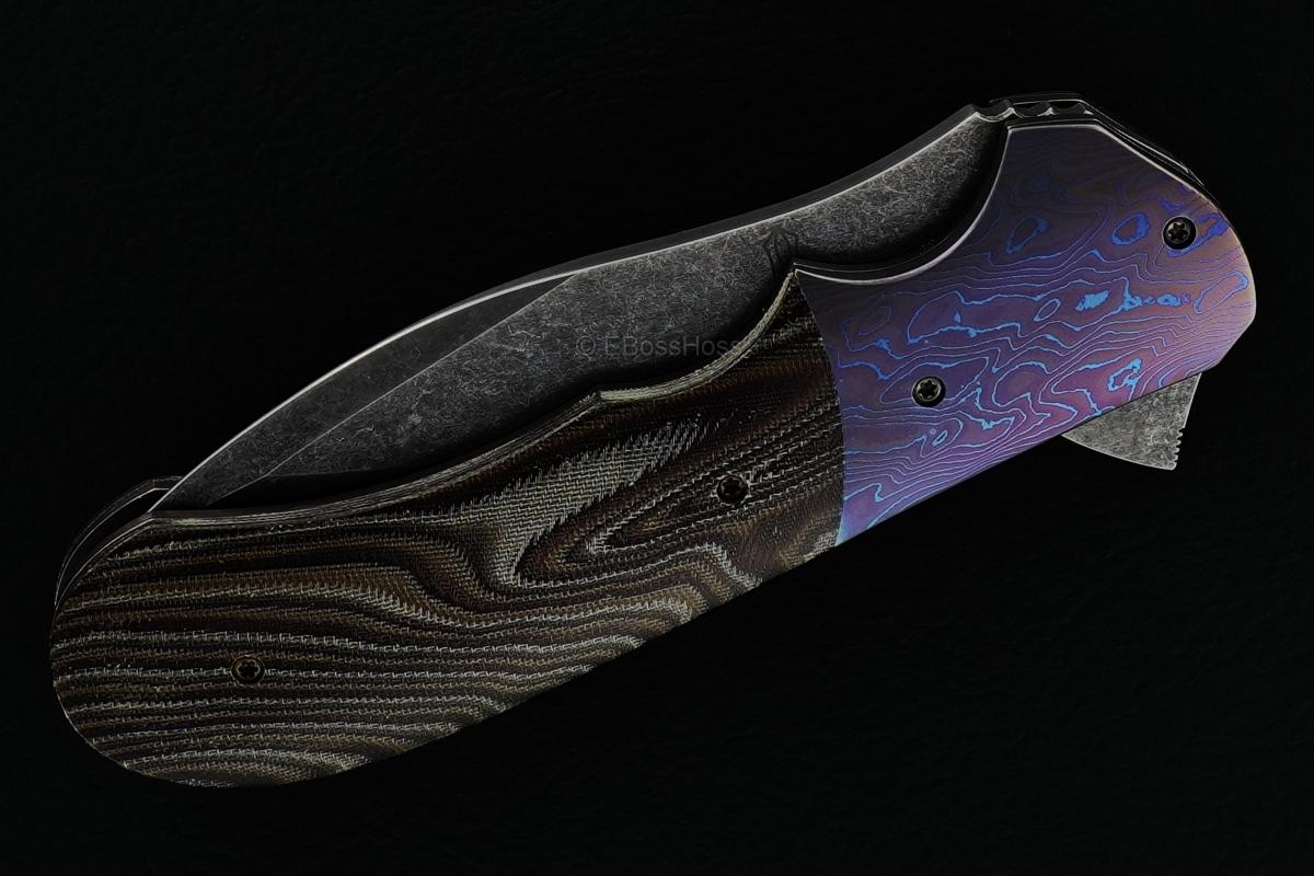 Jeremy Marsh Custom Bolstered Sledgehammer Flipper
