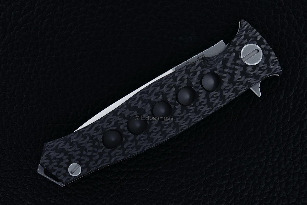 Sergey Shirogorov / Tom Mayo Carbon-Fiber Russian Dr. Death Flipper