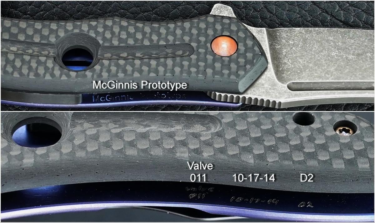 Gerry McGinnis Custom Valve Flipper Prototype