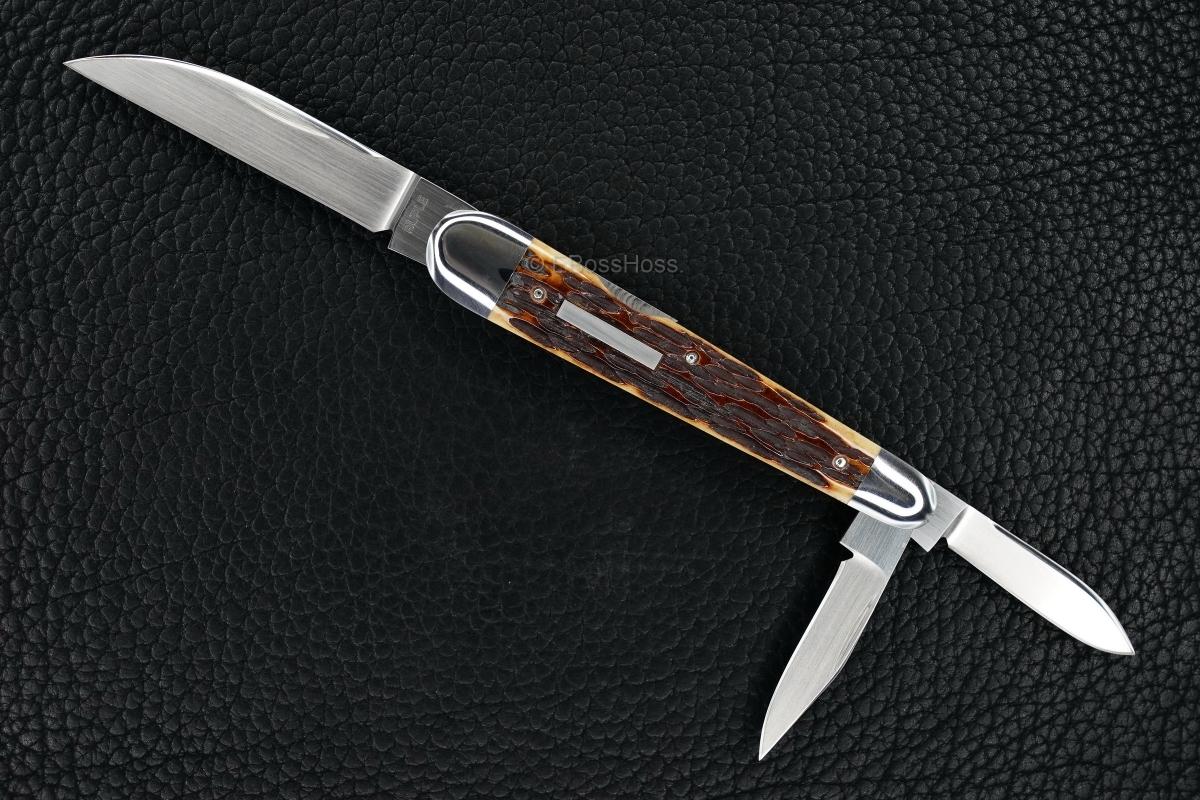 Bill Ruple Custom Lockback Whittler