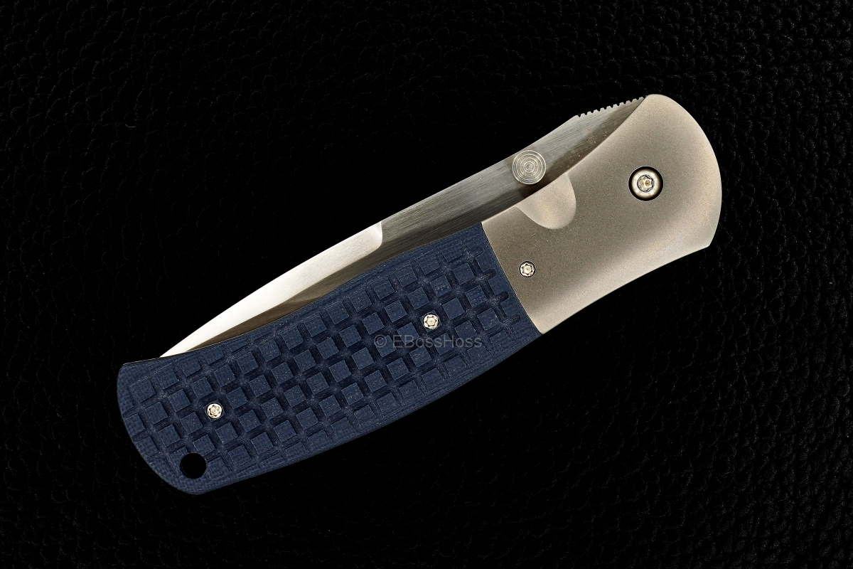 John W.  Smith Custom SD-Tactical Folder