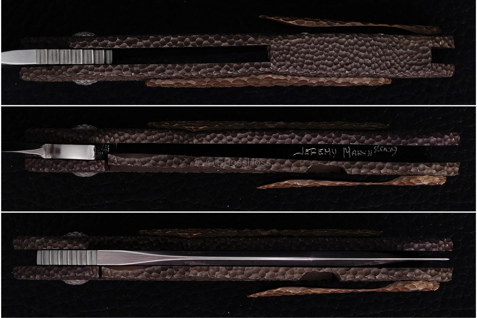Jeremy Marsh Custom Deluxe Prehistoric Revolution Flipper