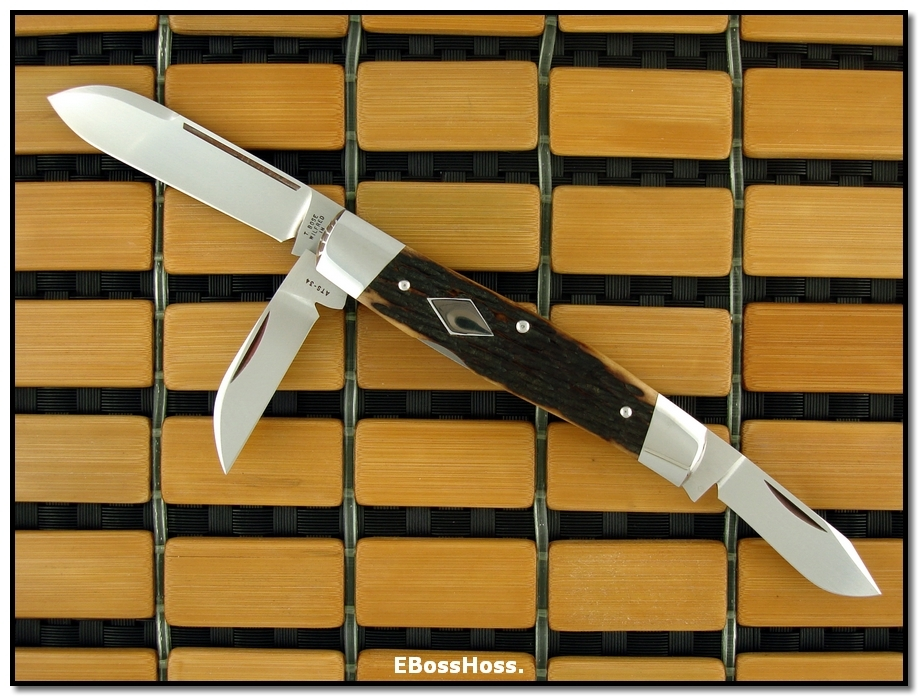 Tony Bose Diamond Edge Cattle Knife